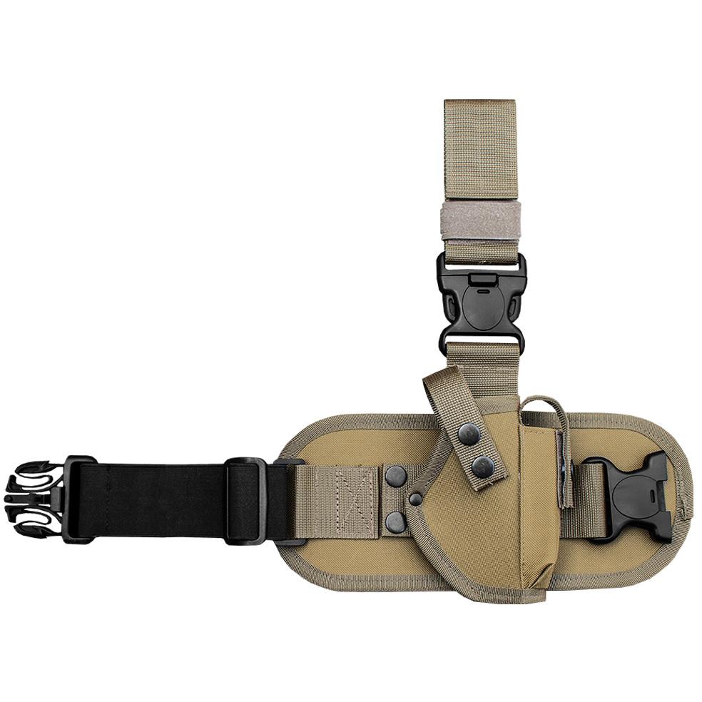 Кобура стегновий для пістолета ПМ з платформою COYOTE