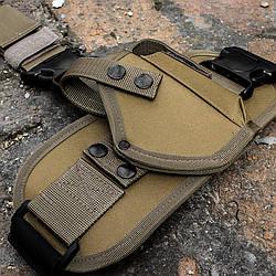Кобура набедренная для пистолета ПМ с платформой COYOTE