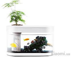 Аквариум Xiaomi Eco fish tank HF-JHYG001