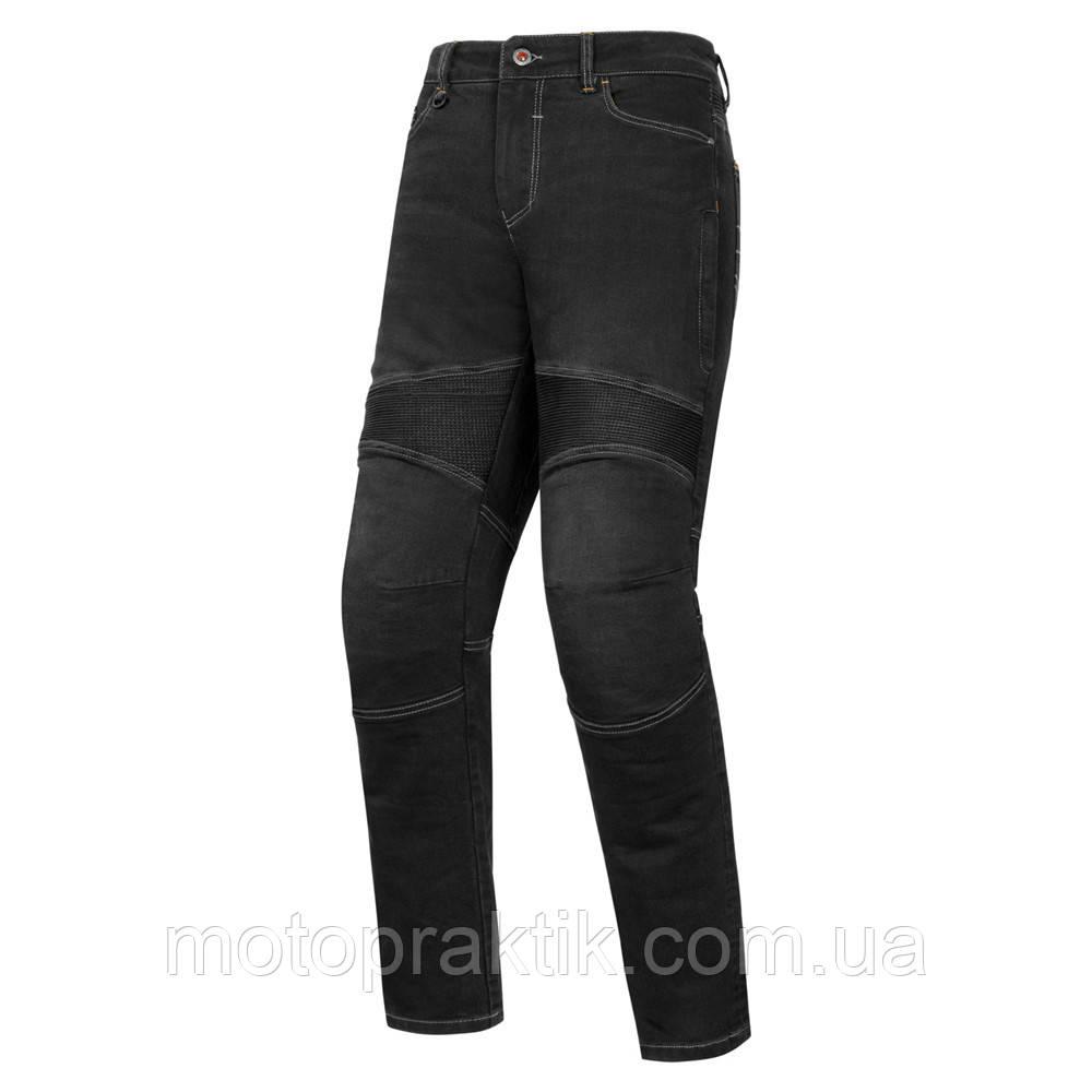 Scoyco P076 Golden Jeans Black, S Мотоджинси із захистом