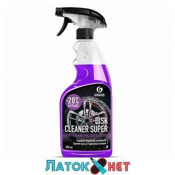 Чистящее средство Disk Cleaner Super 600 мл 110405 Grass