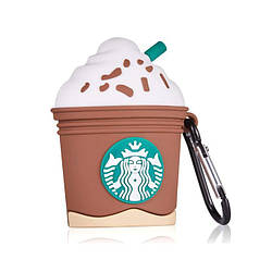 Футляр для навушників AirPods/AirPods 2 Starbucks