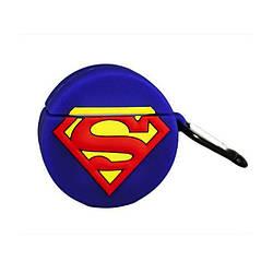 Футляр для навушників AirPods/AirPods 2 Superman