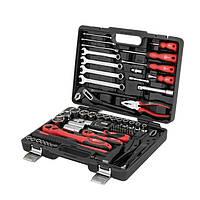 Профессиональный набор инструментов INTERTOOL ET-6073, фото 1