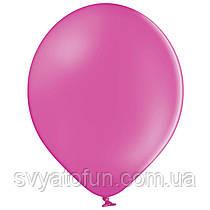 """Латексные шарики 10,5"""" пастель В85/010 розовый 50шт/уп BelBal"""