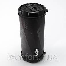 Портативна колонка Cigii S41 ( micro USB, AUX-вхід, USB, FM-приймач, Bluetooth), фото 2