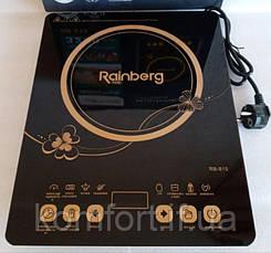 Индукционная плита Rainberg RB-815 настольная 3200Вт,  сенсорное управление, 5 режимов работы, фото 2