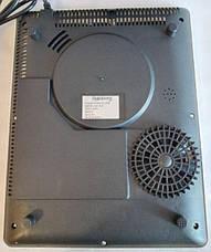 Индукционная плита Rainberg RB-815 настольная 3200Вт,  сенсорное управление, 5 режимов работы, фото 3