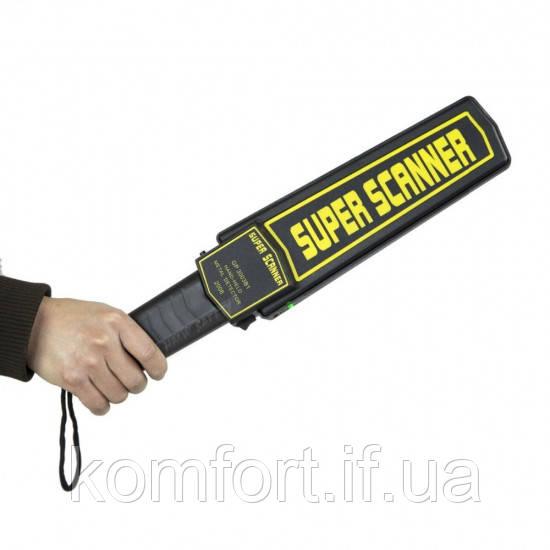 Ручний металодетектор Super Scanner