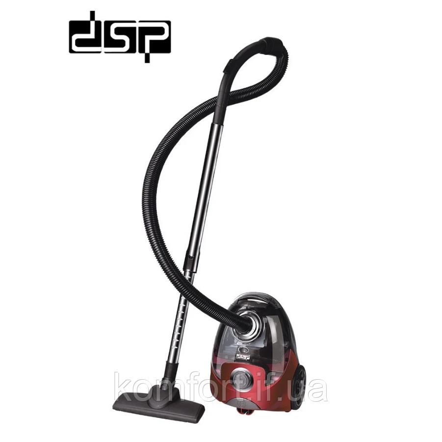 Пилосос DSP KD2015 1000W / побутовий пилосос, контейнерний пилосос