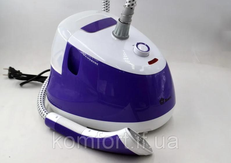 Відпарювач Domotec MS-5351 2000W вертикальний відпарювач для одягу