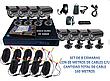 Набір відеоспостереження CCTV (8 камер) 2MP, фото 5