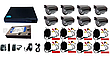 Набір відеоспостереження CCTV (8 камер) 2MP, фото 6