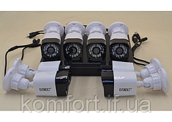 Комплект видеонаблюдения CCTV (8 камер) DVR KIT 945, фото 2