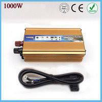 Преобразователь 1000W (чистая синусойда), преобразователь постоянного тока, фото 2
