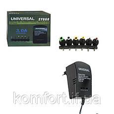 Автомобільний універсальний зарядний пристрій 12В для ноутбука SY-668 30W, фото 3