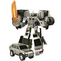 Робот-трансформер - TOYOTA LAND CRUISER (1:18), фото 1