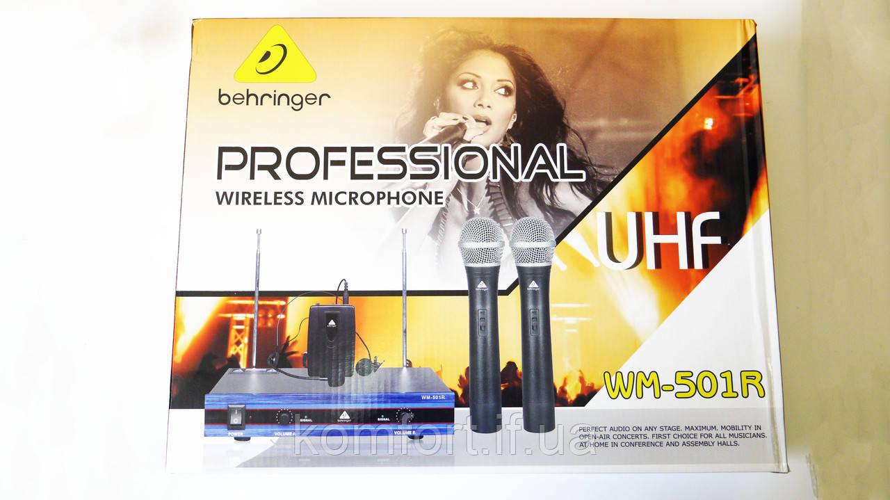 Мікрофон Behinger WM501R
