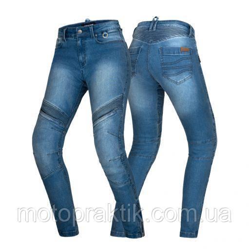 Shima Jess Lady Jeans Indygo Blue, W24/L32 Мотоджинсы женские с защитой