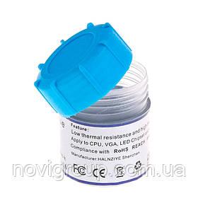 Паста термопровідна HY-510 15g, банку, Grey,> 1,93 W / m-K, <0.225 ° C-in2 / W, -30 ° ≈280 °, OEM Q40