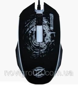 Мишка комп'ютерна провідна ZORNWEE XG73, Black