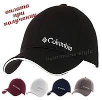 Мужская фирменная молодежная модная стильная спортивная кепка бейсболка блайзер Columbia