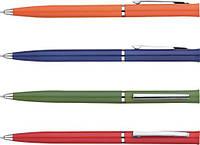 Ручка шариковая пластмассовая