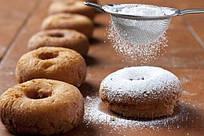 Нетающая сахарная пудра, 0.5 кг (TM «Dolomiti»)