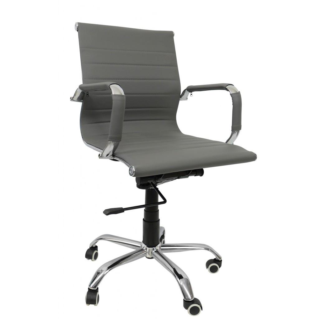 Крісло Bonro B-605 сіре