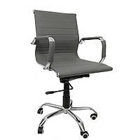 Крісло Bonro B-605 сіре, фото 1