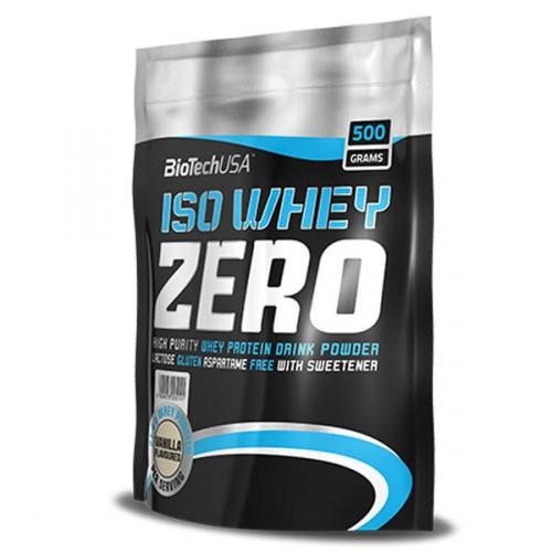 Сывороточный протеин, Biotech Iso Whey Zero 500 грамм, Ананас-Манго