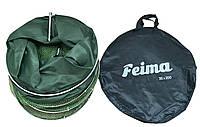 Садок Feima 2.00м 30см диаметр кольца в сумке прорезиненный