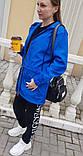 Жіноча вітровка подовжена з капюшоном 42-44, 46-48 різні кольори, фото 6