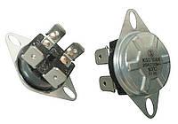 KSD302 (KSD306) ― Биметаллический защитный термостат 93°C, 16A, 250V, с кнопкой (для Thermex, Garanterm, ATT)
