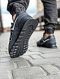 Кросівки чоловічі 18037, New Balance 574, темно-сірі, [ 41 42 43 44 45 46 ] р. 41-26,5 див., фото 5