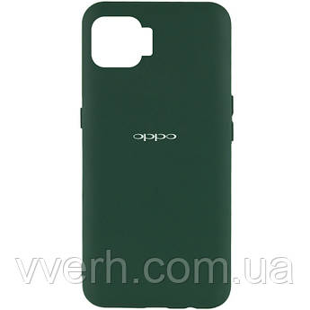 Чохол Silicone Cover My Color Full Protective (A) для Oppo A73