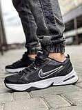 Кросівки чоловічі 18514, Nike Air Monarch, чорні, [ 41 42 43 44 45 46 ] р. 41-26,5 див., фото 3