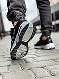 Кросівки чоловічі 18514, Nike Air Monarch, чорні, [ 41 42 43 44 45 46 ] р. 41-26,5 див., фото 5