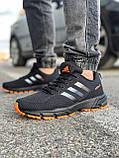 Кросівки чоловічі 18533, Adidas Marathon Tr, чорні, [ 41 42 43 44 45 46 ] р. 41-26,8 див., фото 2