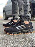 Кросівки чоловічі 18533, Adidas Marathon Tr, чорні, [ 41 42 43 44 45 46 ] р. 41-26,8 див., фото 3