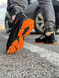 Кросівки чоловічі 18533, Adidas Marathon Tr, чорні, [ 41 42 43 44 45 46 ] р. 41-26,8 див., фото 5
