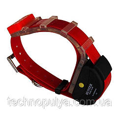 Ошейник с GPS для охотничьих собак HUNTER APP-100 водонепроницаемый Красный (100366)