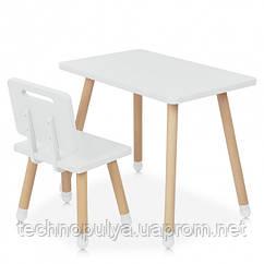 Столик Bambi Square M 4256 White (US00073)