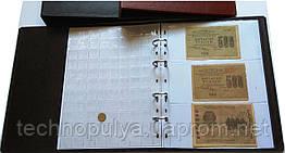 Альбом для монет и банкнот Elit Черный ( hub_wyHP40068 )