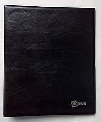 Альбом для монет Crown на 708 монет наборной Черный ( hub_dvvG40416 )