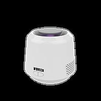 Ловушка насекомых IKN883 LED USB IPX4. Защита от мошек и комаров в квартире и в беседке
