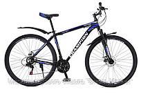 Горный Велосипед Champion Lector взрослый, колеса 29 дюймов, алюминиевая рама 19 дюймов, вес 15кг -