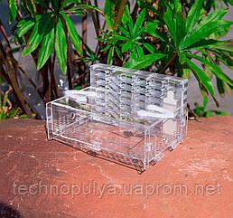 Вертикальная Муравьиная Ферма AntCity Дом Мессора комплект для новичка (hub_e5k57q)