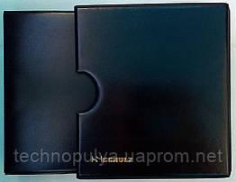 Альбом для монет Schulz 221 ячейка в футляре улучшенный Черный (hub_obzh37842)