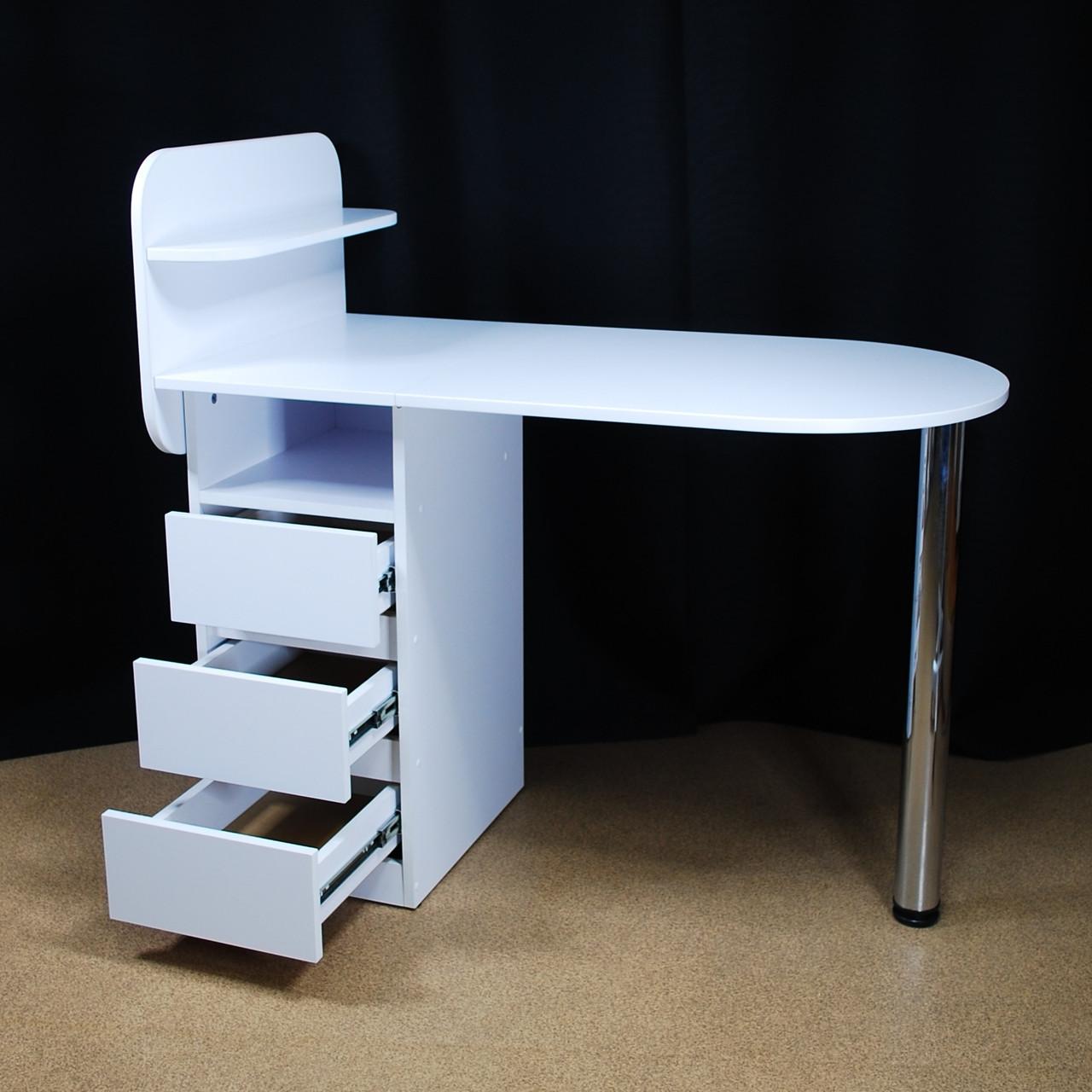Стол маникюрный с полкой. Стол складной. Стол для мастера маникюра. Маникюрный стол трансформер